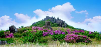 무등산(국립공원 제21호(2013.3.4.)이미지