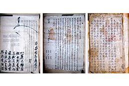 이신의종가소장고문서 (李愼儀宗家所藏古文書)이미지