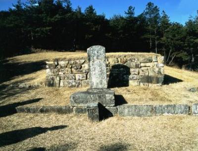 정지장군예장석묘 (鄭地將軍禮葬石墓)이미지