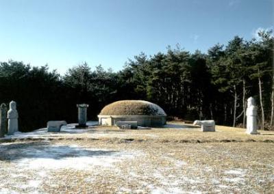 전상의장군예장석묘 (全尙毅將軍禮葬石墓)이미지