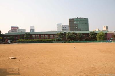광주 수창초등학교 본관 (국가등록문화재 제95호)이미지