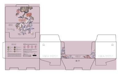 바디픽스 용기디자인+pop-up박스 액체타입, 크림타입, 롤타입이미지